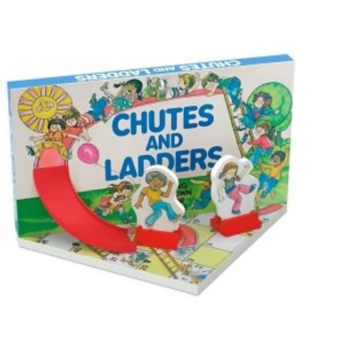 2018 Family Game Night #5 - Chutes and Ladders
