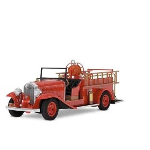 2018 Fire Brigade #16 - 1932 Buick Fire Engine