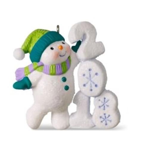 2018 Frosty Fun Decade #9