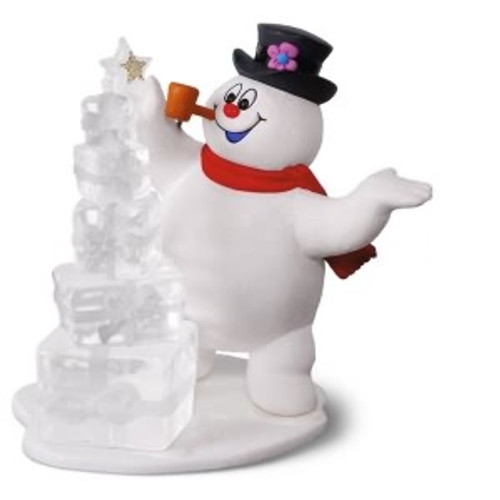 2018 Frosty the Snowman - A Jolly Happy Holiday