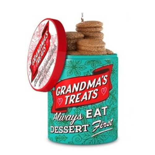 2018 Grandma's Cookie Jar
