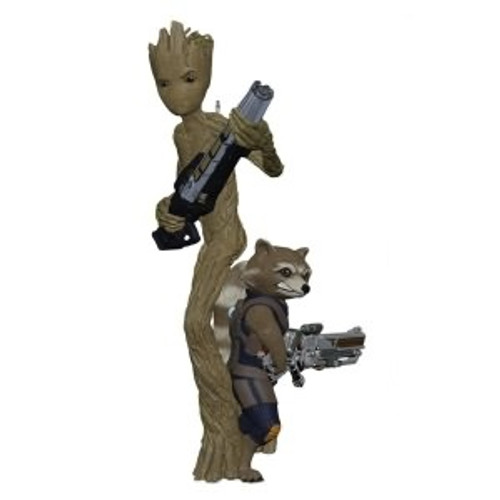 2018 Groot and Rocket - Avengers: Infinity War