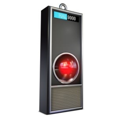 2018 HAL 9000 - 2001: A Space Odyssey - 50th Anniversary