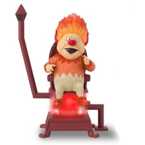 2018 He's Mr Heat Miser