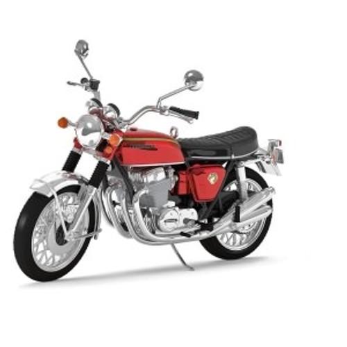 2018 Honda Motorcycles - 1969 CB750