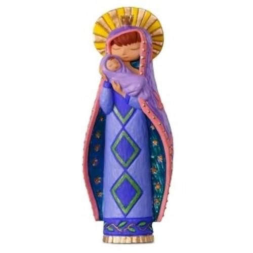 2018 La Virgen y el Nino Jesus
