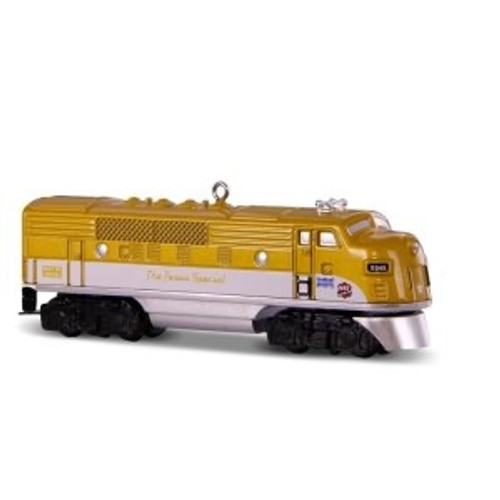 2018 Lionel - 2245P Texas Special Locomotive - Ltd - Gold