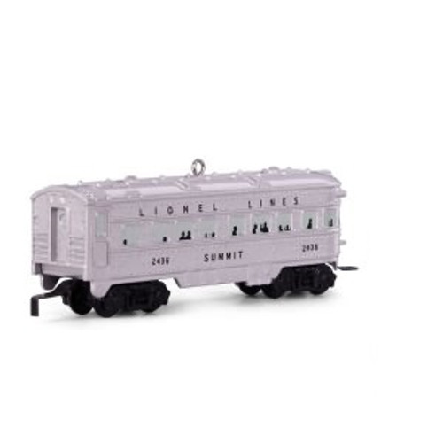 2018 Lionel 2436 Summit Observation Car