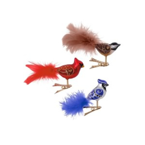 2018 Little Bird Trio (set of 3)