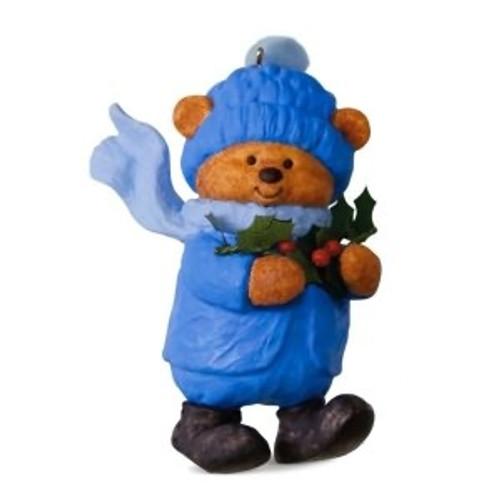 2018 Mary Hamilton's Bears #4 - Bough of Holly