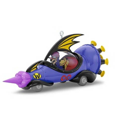 2018 Mean Machine - Wacky Races