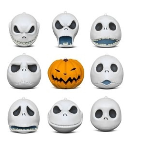 2018 Nightmare Before Christmas - The Many Faces of Jack Skellington