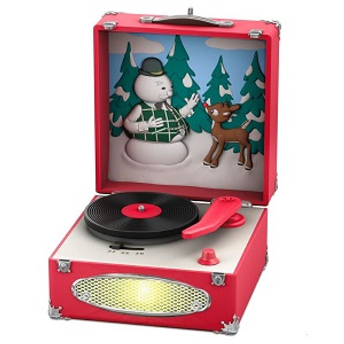 2018 Rudolph - Record Player