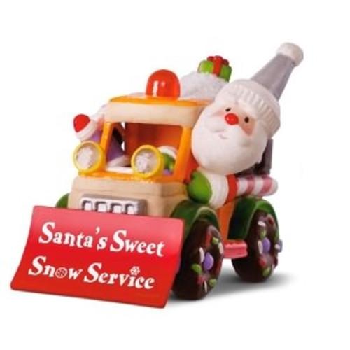 2018 Santa's Sweet Snow Plow