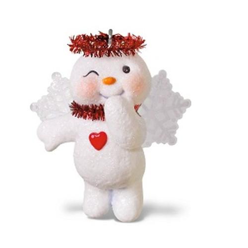 2018 Shining Snow Angel
