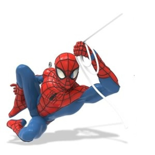 2018 Spider-Man - Spidey Swings into Action