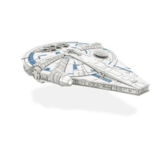 2018 Star Wars - Solo: Millennium Falcon