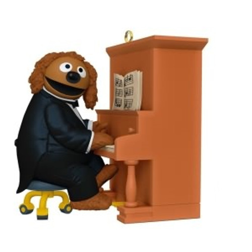 2018 The Muppets - Rowlf the Dog