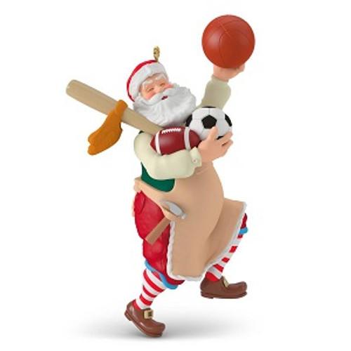 2018 Toymaker Santa #19 - Sports