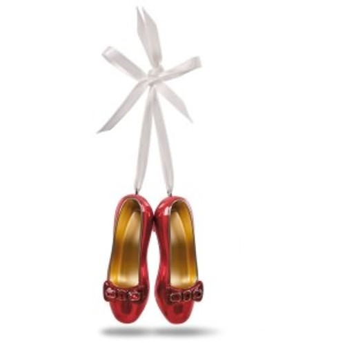 2018 Wizard of OZ - Ruby Slippers