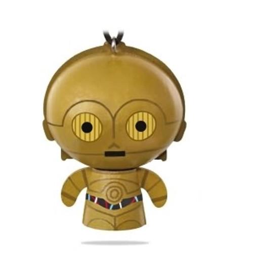 2018 Wooden - Retro - C-3PO