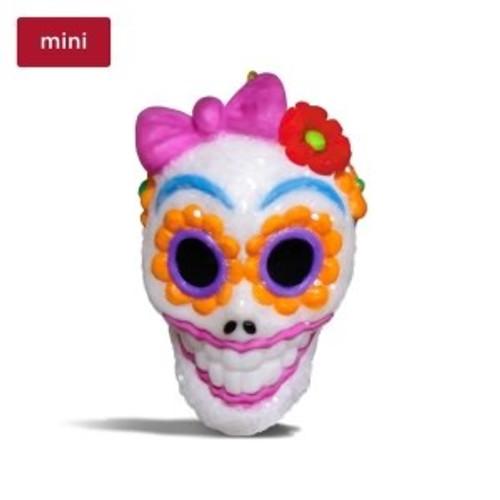 2018 Halloween - Sugar Skull Gal