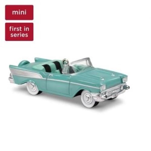 2018 Lil' Classic Cars #1 - Chevrolet Bel Air (QXM8253)