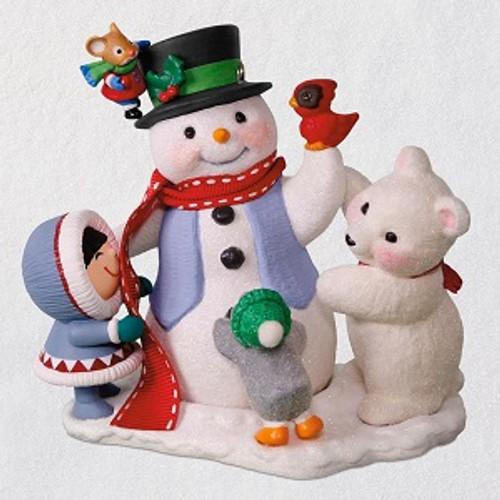 2018 Let's Build a Snowman - Club (QXC5309)