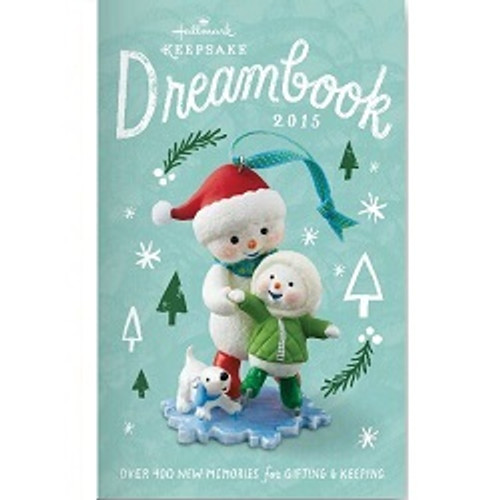 2015 Hallmark Dream Book