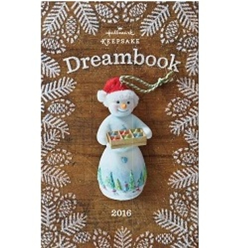 2016 Hallmark Dream Book