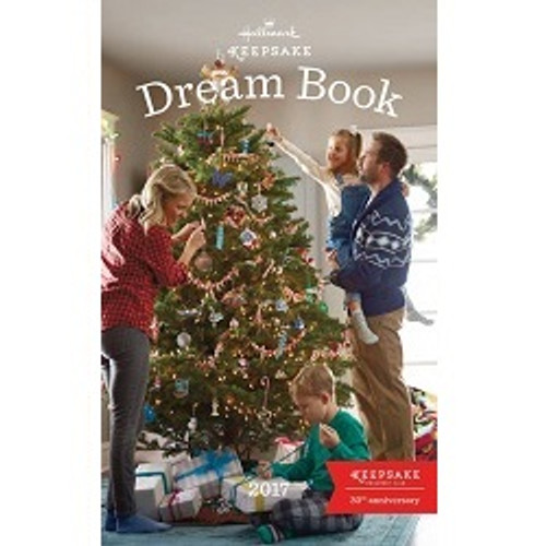 2017 Hallmark Dream Book