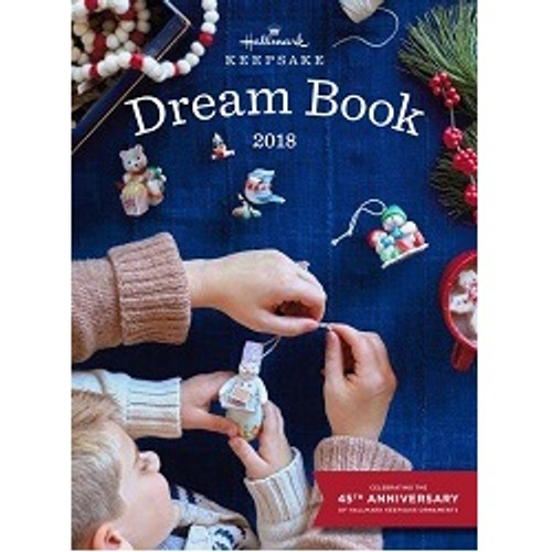 2018 Hallmark Dream Book