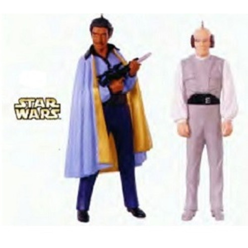 2018 Star Wars - Lando Calrissian and Lobot - SDCC