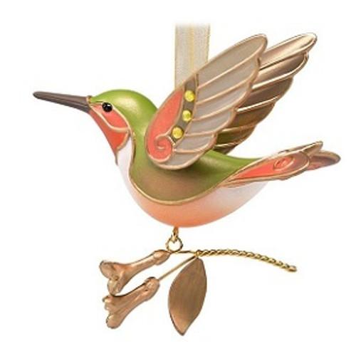 2018 Beauty of Birds - Hummingbird Surprise