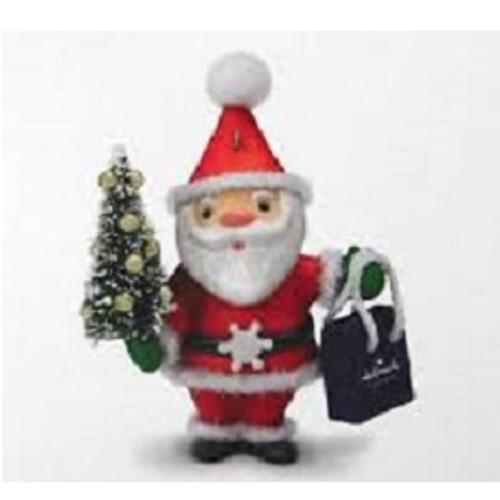 2018 Shopping Santa