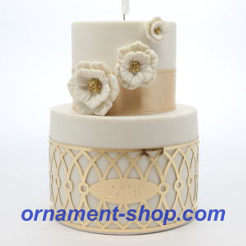 2019 Wedding - I Do Wedding Cake (QHX4077)