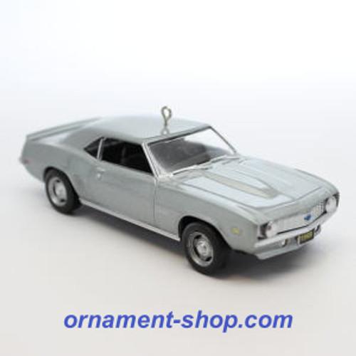2019 1969 Chevrolet Camaro ZL1 - 50th Anniversary - Ltd Hallmark ornament (QXE3169)