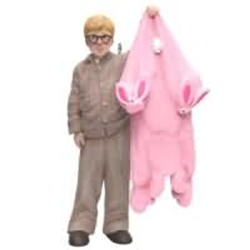 2019 A Christmas Story - Ralphie Gets a Gift Hallmark ornament (QXI3217)
