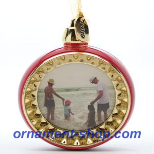 2019 A Memorable Year - Photo Holder Hallmark ornament (QGO2129)