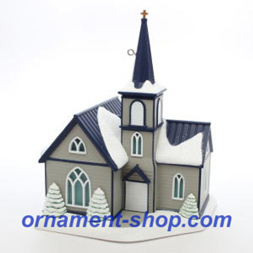 2019 All Are Welcome Hallmark ornament (QGO2429)