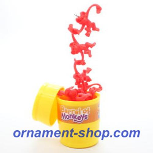 2019 Barrel of Monkeys - Hasbro Hallmark ornament (QXI3487)