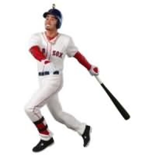 2019 Baseball - Mookie Betts - Boston Red Sox Hallmark ornament (QXI3877)