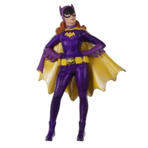 2019 Batman - Batgirl - Limited Hallmark ornament (QXE3149)