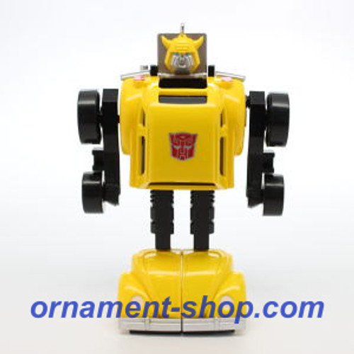 2019 Bumblebee - Transformers Hallmark ornament (QXI3497)
