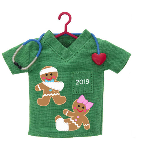 2019 Compassionate Caregiver Hallmark ornament (QGO2249)