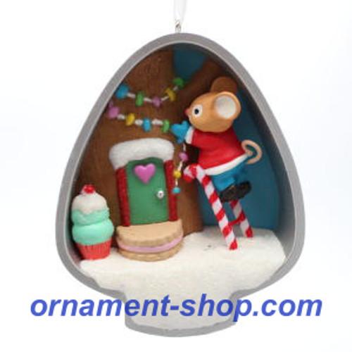 2019 Cookie Cutter Christmas #8 Hallmark ornament (QXR9089)