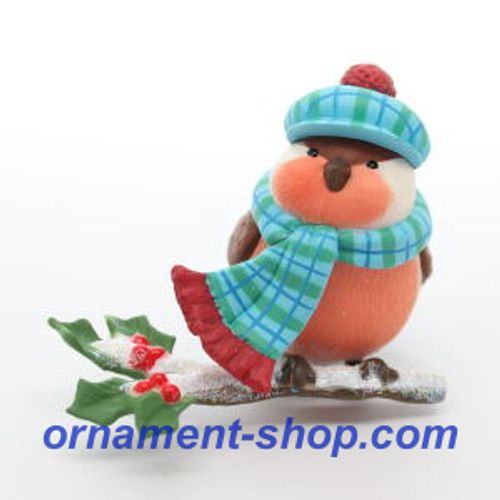 2019 Cozy Critters #3 Hallmark ornament (QXR9039)
