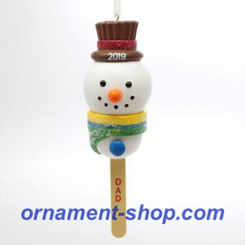 2019 Dad Hallmark ornament (QGO2029)
