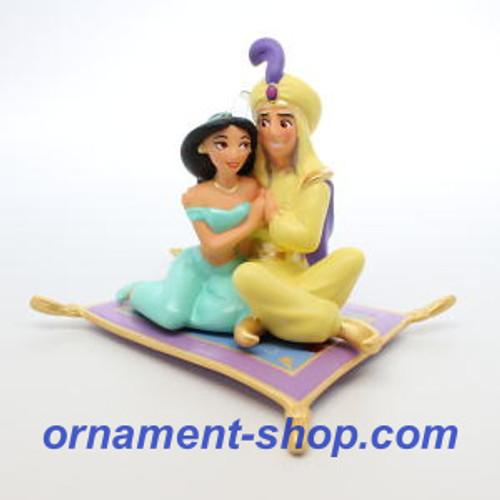 2019 Disney - Aladdin - A Whole New World Hallmark ornament (QXD6329)