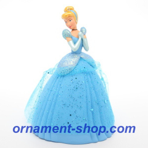 2019 Disney - Cinderella - A Dream Come True Hallmark ornament (QXD6379)